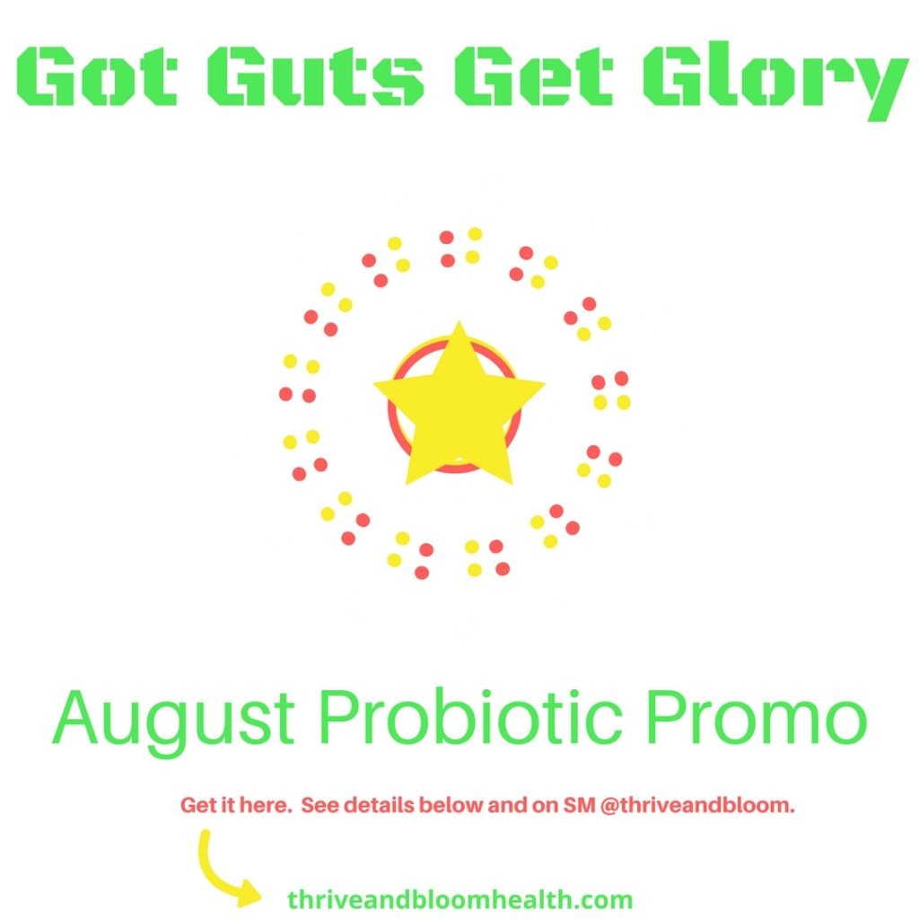 Probiotic Offer August final